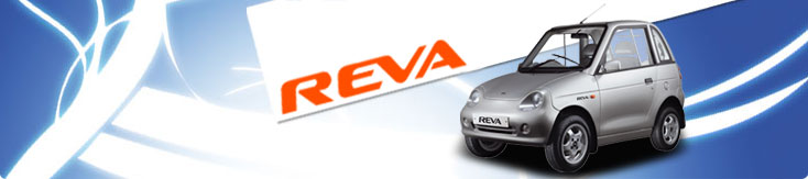 REVA, the Elcetri-City-Car